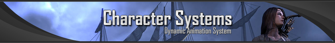 Dynamic character systems